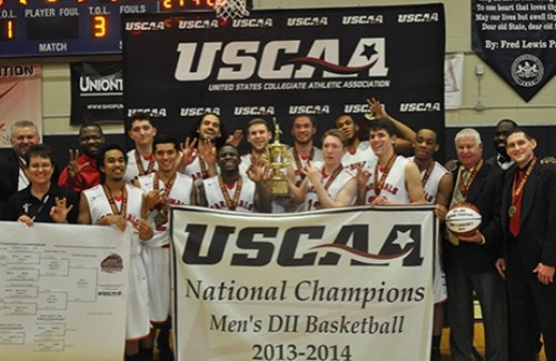 2014 USCAA National Champions